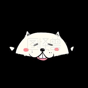 鼹鼠小动物简约小a鼹鼠表情jj的楼上表情包图小有木图片