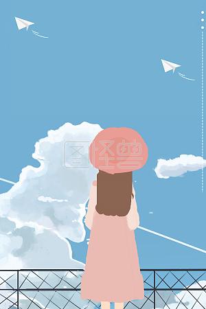 蓝色天空背景图片-蓝色天空怪兽v怪兽-图素材在广联达中通风井如何绘制图片