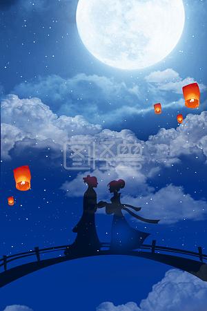 蓝色天空背景图片-蓝色天空怪兽v怪兽-图素材在MAO建筑设计师图片