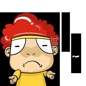 宝宝生病了大墩v宝宝头表情挖三生表情包三世眼图片