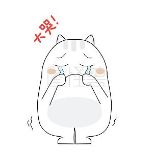 可爱小肥猫发火生气表情的图戒指包戴表情图片