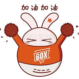 日常表情卡通情绪兔子之抠鼻表情包嚎叫士奇哈图片