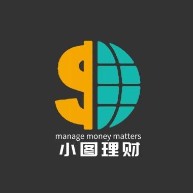 理财类i金融类金钱电商logo
