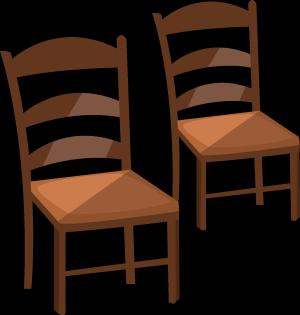 图怪兽原创元素靠背椅子