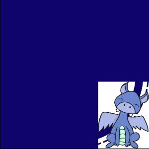 图怪兽原创素材龙抬头卡通头像框1