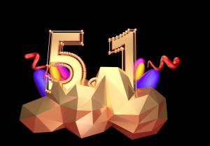 图怪兽原创元素51劳动节C4D字体