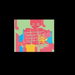 图怪兽原创元素+卡通+儿童节+礼物包