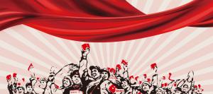 51劳动节banner海报图
