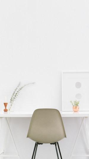 简约办公桌背景