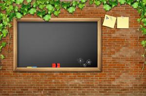 通知黑板报模板下载 通知黑板报背景