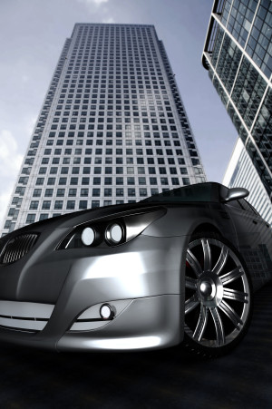 豪华汽车背景素材