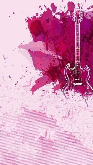 音乐狂欢PSD分层H5背景素材