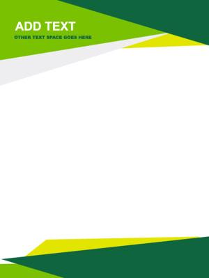 几何教育学术易拉宝DM单手绘背景素材