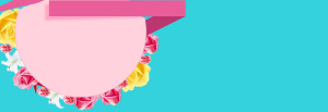 妇女节海报设计背景素材