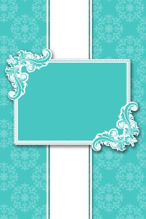 婚礼指示牌展板背景素材