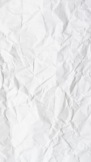 褶皱的白纸背景高清背景素材