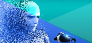 未来已来VR科技海报展板