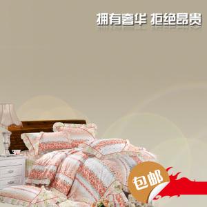 床上四件套主图背景