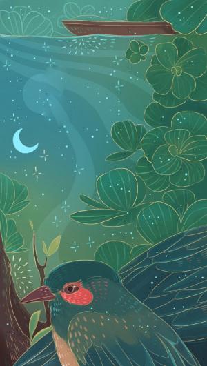 谷雨季节风景美图