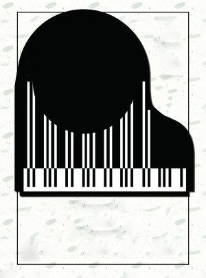 音乐节个性宣传海报设计