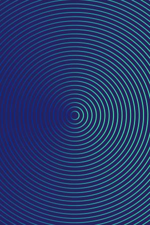 UI素材线面蓝色矢量背景