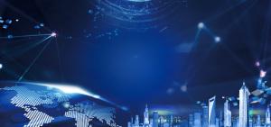 科技成就未来设计banner