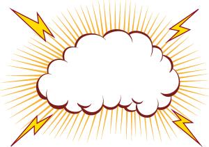 爆炸爆炸签爆炸云