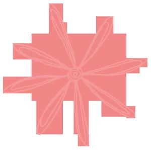 波浪线条素材卡通线条素材 卡通手绘花