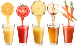 3D图片3d水果素材 果汁