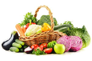 食物图片 精品菜篮子