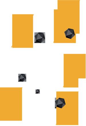 背景线条图案浅色几何漂浮物