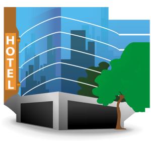 酒店vacation-icons