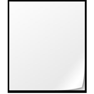 空白文档图标