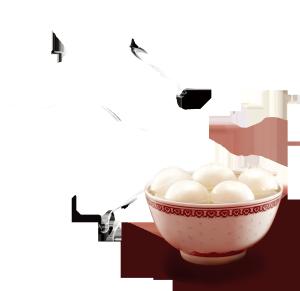 元宵节汤圆素材
