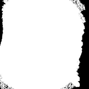 半透明白色框