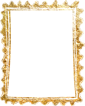 金箔材质边框