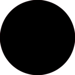 黑色圆圈背景图案