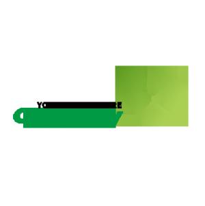 高清国外 通用图标 通用标识 logo分层素材 树叶人