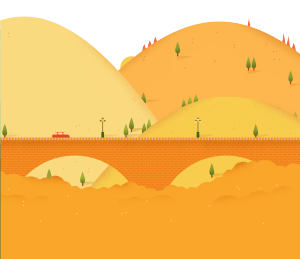 扁平化沙漠