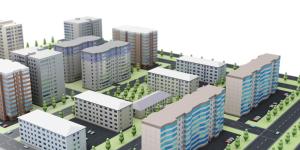 3D立体建筑城市