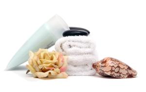 spa养生护肤用品