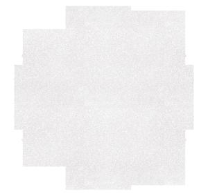 圣诞白色雪花