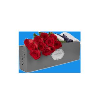 roseonly情人节玫瑰花送爱人