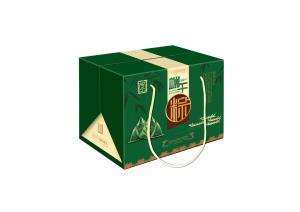 中秋粽子礼盒包装设计