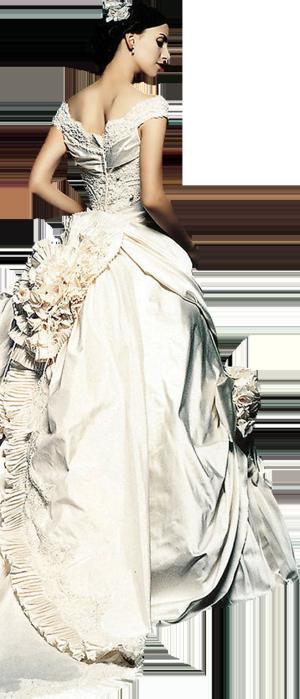 欧美唯美婚纱