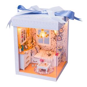 手工制作模型房子
