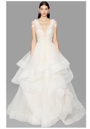 白色婚纱    梦幻婚纱
