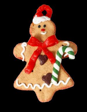 圣诞小人饼干