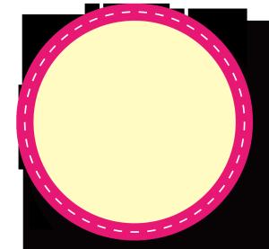 圆形框素材