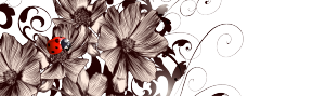 花卉banner背景素材